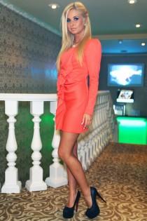 Юлия. Одесские красотки Party. Museum Le Club